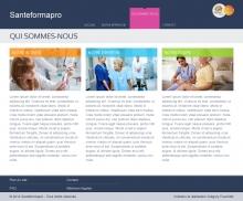"""Santé Formapro - Page """"Qui sommes nous"""""""